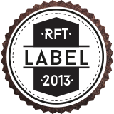 RFT LABEL 2013